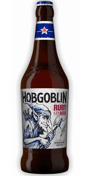 Wychwood Hobgoblin Ruby 5,2% Vol. 12 x 50 cl EW Flasche England