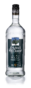 Distillerie Willisau Zwetschgen 37,5% Vol. 100 cl