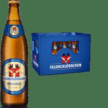 Feldschlösschen Original  4,8% Vol. 20 x 50 cl MW Flasche