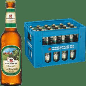 Feldschlösschen Hopfenperle 5,2% Vol. 24 x 33 cl MW Flasche