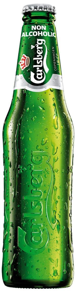 Carlsberg Beer 5% Vol. 6 x 33 cl MW Flasche