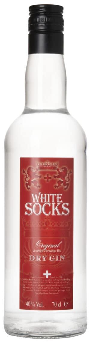 Gin White Socks Bio 40% 70 cl Humbel