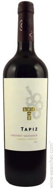 Tapiz Cabernet Sauvignon 13,9% Vol. 75cl 2013