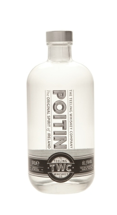 "Whiskey Teeling Poitin ""New Make Spirits"" Irish 61,5% 50 cl"