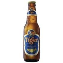 Tiger Beer 5,0% Vol. 33 cl EW Flasche Singapur