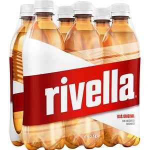 Rivella rot 24 x 50 cl Pet