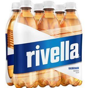 Rivella blau kalorienarm 24 x 50 cl Pet