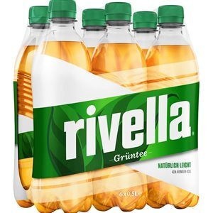 Rivella grün 24 x 50 cl PET