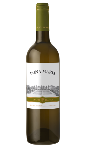 Julio Bastos Dona Maria Branco 13% Vol. 75cl 2015