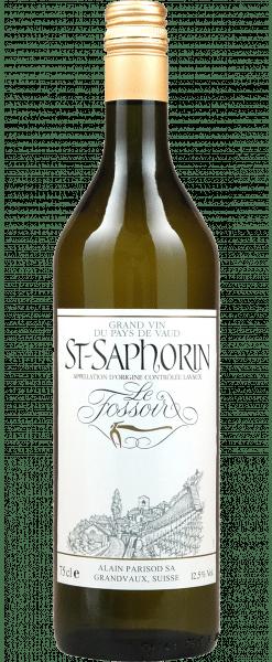 Alain Parisod St-Saphorin Le Fossoir Lavaux AOC 13% Vol. 75cl 2018
