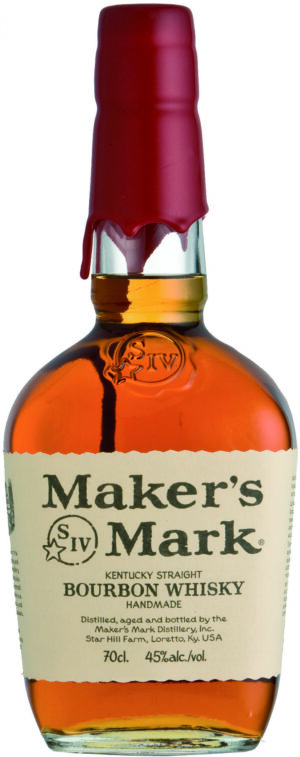 Maker's Mark Bourbon 45% Vol. 70cl