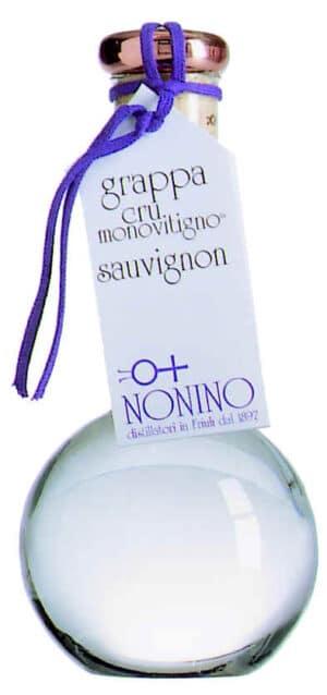 Grappa Nonino Sauvignon Monovitigno 41% Vol. 70 cl