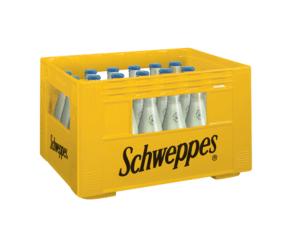 Schweppes Bitter Lemon 30 x 20 cl MW Flasche