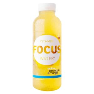 Focus water Active Pineapple  & Mango 12 x 50 cl Pet