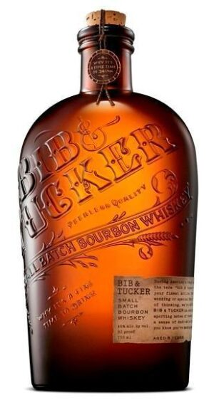 Bib & Tucker 6 years Bourbon 75 cl ( nur auf Anfrage )
