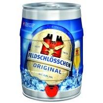 Feldschlösschen Original 4,8% Vol. 5 Liter Party-Fässli
