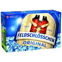 Feldschlösschen Original 4,8% Vol. 10 x 33 cl EW Flasche