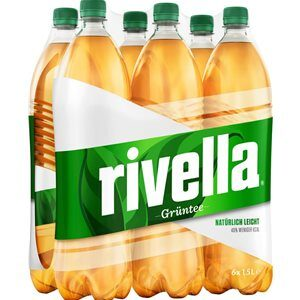 Rivella Grüntee 6 x 150 cl Pet
