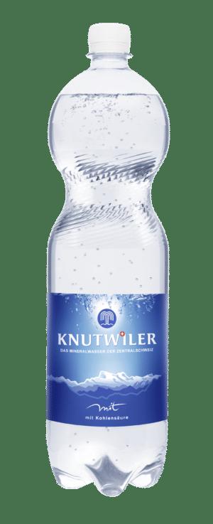 Knutwiler Mineral mit Kohlensäure 6 x 150 cl PET