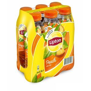 Lipton Peach Ice Tea 24 x 50 cl Pet