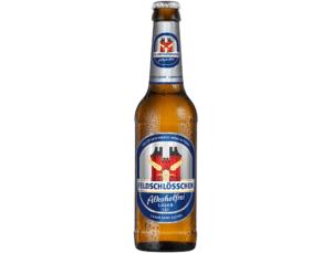 Feldschlösschen alkoholfrei 0,5% Vol. 24 x 33 cl MW Flasche
