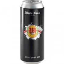 Müllerbräu Lagerbier 6 x 50 cl Dose