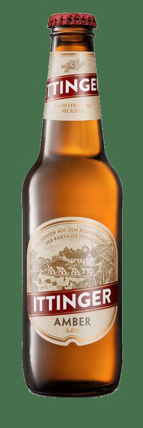 Ittinger Amber 5,6% Vol. 33 cl EW Flasche