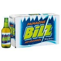 Bilz Panaché alkoholfrei 10 x 33 cl EW Flasche