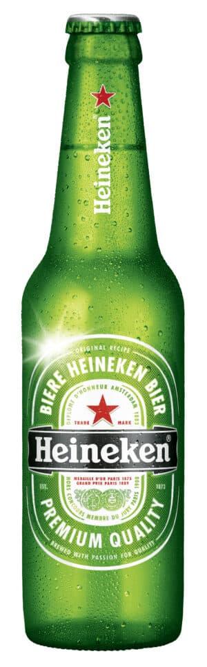 Heineken Premium Bier 5,0% Vol. 6 x 33 cl MW Flasche