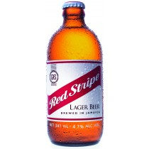 Red Stripe Beer of Jamaica 4,7% Vol. 6 x 34,1cl EW Flasche Jamaica