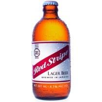Red Stripe Beer of Jamaica 4,7% Vol. 6 x 34,1 cl EW Flasche Jamaica