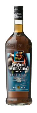 Distillerie Willisau Minzentee / Zwetschgen 40% Vol. 100 cl