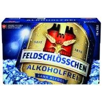 Feldschlösschen alkoholfrei 0,5% Vol. 10 x 33 cl EW Flasche