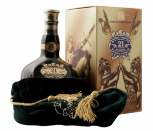 Whisky Chivas 21 Years Royal Salute 40% Vol. 70 cl