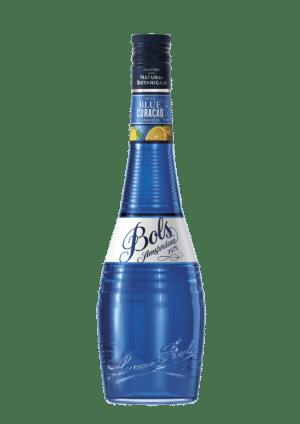 Bols Blue Liqueur 21% Vol. 70 cl