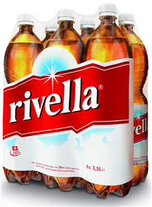 Rivella rot 6 x 150 cl Pet