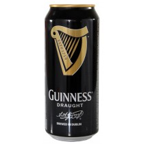 Guinness Draught 4,2% Vol. 50 cl Dose Irland