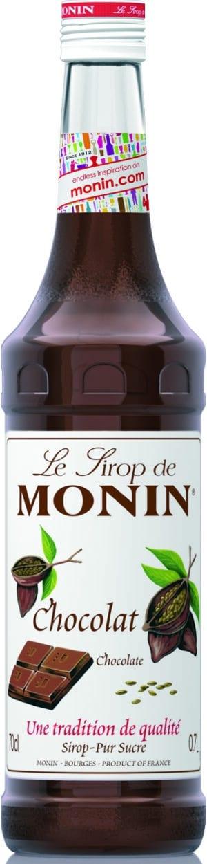 Chocolat / Schokolade Monin Premium Sirup alkoholfrei 70 cl