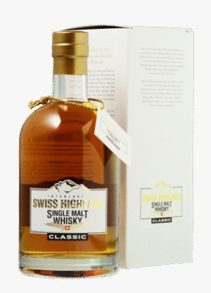 Swiss Mountain Single Malt Whisky Classic Interlaken 46% Vol. 70cl Schweiz