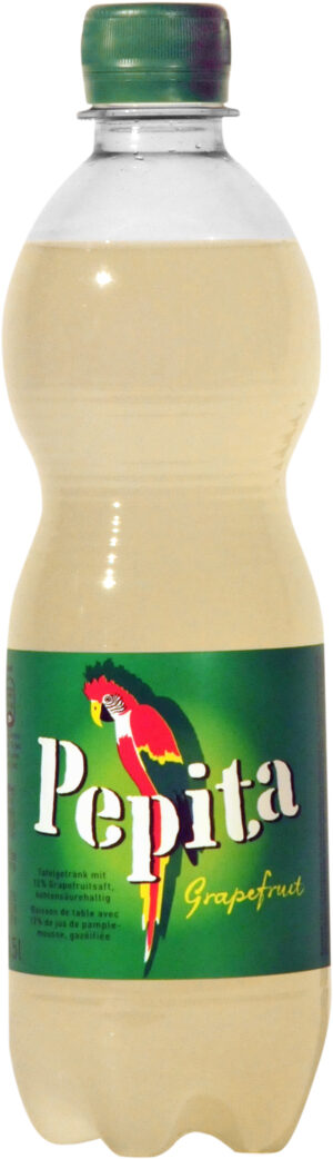 Pepita Grapefruit 24 x 50 cl PET