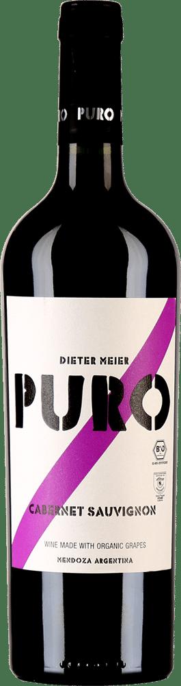 Dieter Meier PURO Cabernet-Sauvignon 14.5% Vol. 75cl 2018