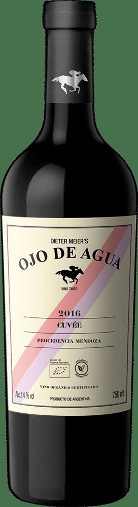 Dieter Meier Ojo de Agua Cuvée 14% Vol. 75cl 2017