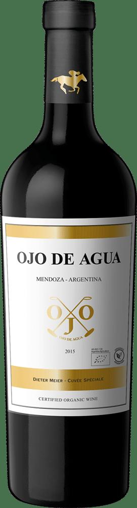 Dieter Meier Ojo de Agua Cuvée Speciale 14.5% Vol. 75cl 2017