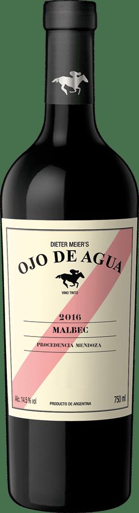 Dieter Meier Ojo de Agua Malbec 14.5% Vol. 75cl 2018