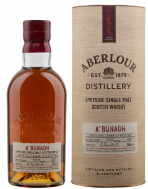 Whisky Aberlour a'bunadh Batch 65 Single Malt 59,8% Vol. 70 cl