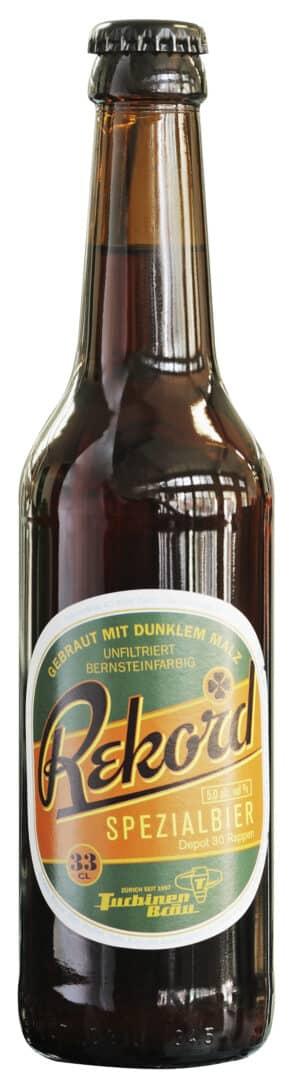 Turbinenbräu Rekord 5,2% Vol. 6 x 33 cl MW Flasche
