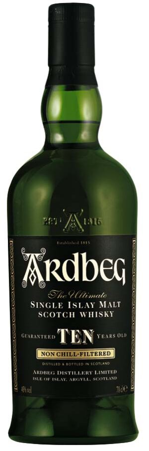 Ardbeg Ten 10 Years Single Malt Islay 46% Vol. 70 cl