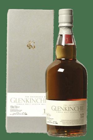 Glenkinchie Malt Whisky 12 years old 43% Vol. 70cl