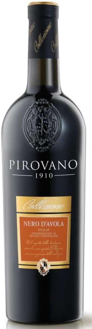 Cantine Pirovano Nero d'Avalo Siciila DOC 11.5% Vol. 75cl 2018