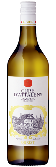 Obrist Cure d'Attalens Grand Cru 12.9% Vol. 75cl 2017